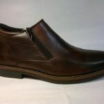 Rieker - krásná, zateplená bota se zapínáním na zip