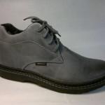 Orto+ - ortopedická, zateplená bota na tkaničku