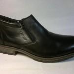 Rieker - elegatní zateplená bota se zapínáním na zip