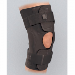 Drytex Economy Hinged Knee Wraparound  x-small