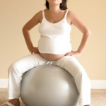 Light pilates exercises help ease discomfort for pregnant women